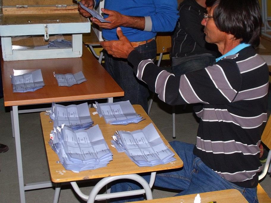 PRIMEROS RESULTADOS DESDE SERVEL PARA ELECCIÓN DE ALCALDE (19:30) #Municipales2016