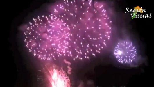Tres comunas de la provincia de Quillota realizarán  espectáculos pirotécnicos para recibir el 2017
