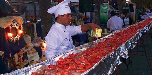 $4.000 la preventa y $5.000 el día del evento será el valor para disfrutar de este tradicional plato gastronómico.