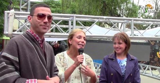 [ VIDEO ] INAUGURACIÓN FESTIVAL GASTRONOMICO EN OLMUE