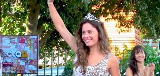 [ VIDEO ] ANTONIA SANTA MARIA LA NUEVA SOBERANA DE OLMUE 2015
