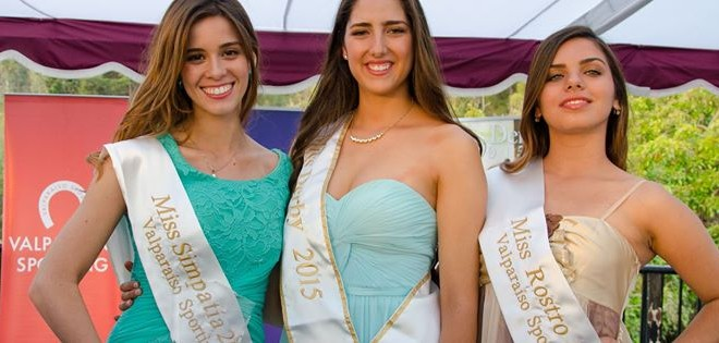 [ VIDEO ] ENTREVISTA CON MARIA BELEN FERNANDEZ MISS DERBY 2015