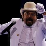 El humorista chileno pondrá en escena un espectáculo de humor contingente, cotidiano y simple.