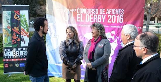 SE ABRE CONVOCATORIA DE CONCURSO DE AFICHES PARA EL DERBY 2016