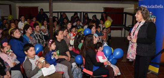 NIÑOS DE ACHUPALLAS DISFRUTARON CON FUNCIÓN GRATUITA DE CINE @vinadelmar