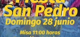 PESCADORES DE CONCÓN VIVIRÁN ESTE DOMINGO SU TRADICIONAL FIESTA DE SAN PEDRO.