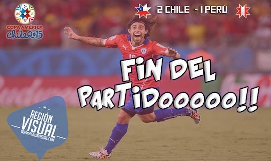[ VIDEOS ] REVIVE EL ANALISIS PASO A PASO DEL EMOCIONANTE PARTIDO ENTRE CHILE Y PERU #CopaAmerica2015