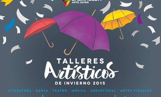 Balmaceda Arte Joven Valparaíso invita a Talleres Artísticos de Invierno 2015