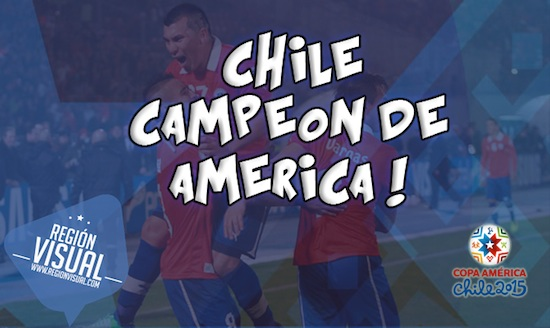 [ VIDEOS ] CHILE CAMPEON DE LA #CopaAmerica2015 REVIVE EL ANALISIS PASO A PASO