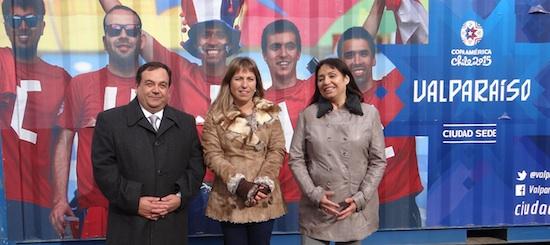 Autoridades realizaron positivo balance del turismo en la región de Valparaíso tras Copa América