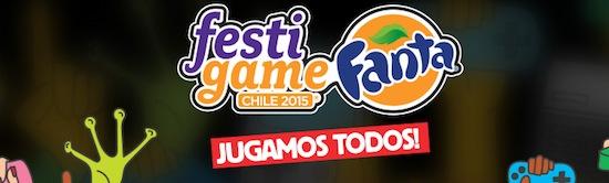 [ VIDEOS ] COBERTURA COMPLETA DE #FESTIGAME FANTA 2015 EN REGIONVISUAL