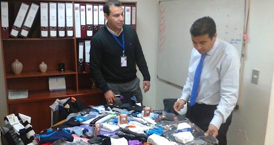 Exitosa campaña de recolección de ropa interior para menores de hogares de protección social de Marga Marga acumula casi 300 artículos de vestir