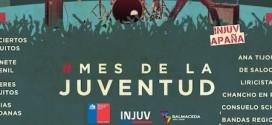 [ VIDEOS ] INJUV Valparaíso realizó el lanzamiento regional del #MESDELAJUVENTUD