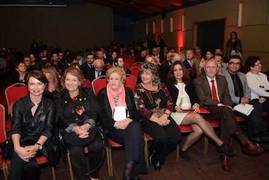 Alcaldesa Virginia Reginato, inauguración FICVIÑA 2015, 3