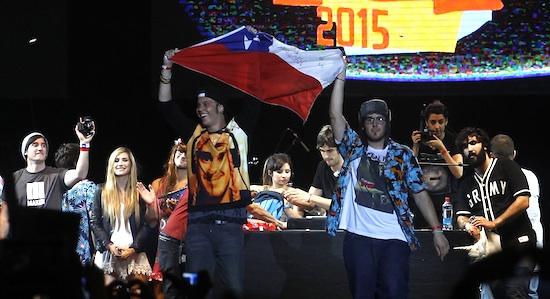ÉXITOSA PRIMERA EDICIÓN DE LA GRAN CUMBRE DE YOUTUBERS: CLUB MEDIA FEST #ClubMediaFestCl