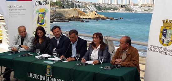 En Concón se dio el vamos a la Temporada de Verano 2016 en la Región de Valparaíso