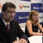La Fundación Teletón y el Banco de Chile anunciaron que, gracias a la solidaridad de todos los chilenos, la campaña reunió finalmente $36.126.434.717.