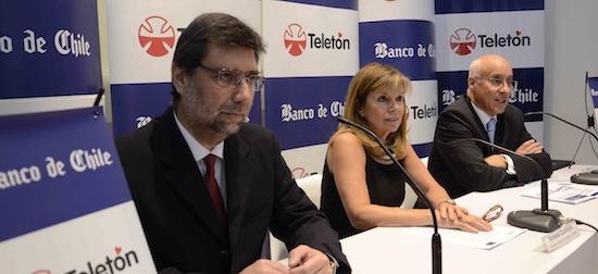 @TELETON INFORMA RECAUDACIÓN FINAL DE CAMPAÑA 2015