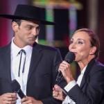 Karen Doggenweiler y Gonzalo Ramirez son los encargados de animar las 4 noches del festival