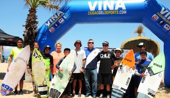 LA CIUDAD DEL DEPORTE ABRE TEMPORADA DE SURF DE ESTE AÑO