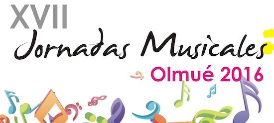El jueves parten las XVII Jornadas Musicales de Olmué