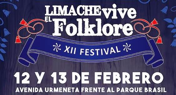 """[VIDEO] ESTOS SON LOS TEMAS CLASIFICADOS DE """"LIMACHE VIVE EL FOLKLORE 2016″"""