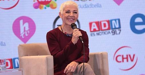Ana Torroja se presentará en el  Casino de Viña del Mar