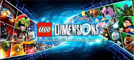 Warner Games presentará la expansión de Lego Dimensions en @FestiGame Fanta Zero