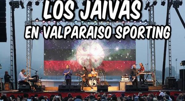 [VIDEO] LOS JAIVAS EN EL CIERRE DE LA FIESTA CRIOLLA DEL VALPARAÍSO SPORTING