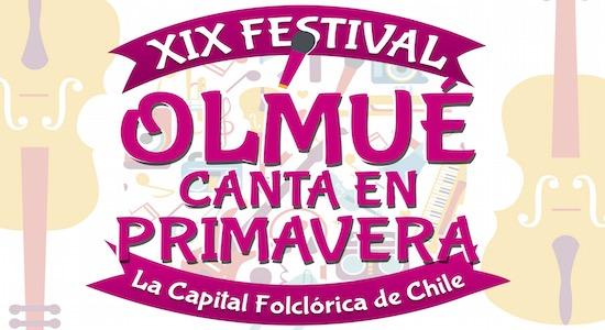 Listos competidores de Festival Olmué Canta en Primavera