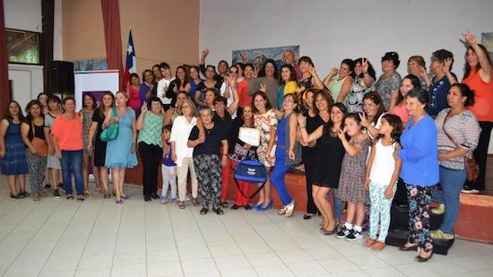 Programa Mujer Jefa de Hogar de Olmué certifica a 80 mujeres