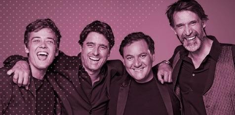 """Los """"Papis en Vivo"""" llegan con  todo al casino de Viña del Mar"""