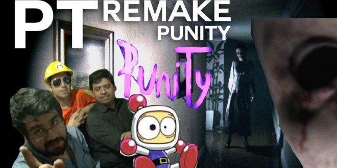 [GAMEPLAY] JUGAMOS PUNITY EL TERRORIFICO REMAKE DE PT