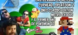 Acceso Directo el webshow de videojuegos de RegiónVisual presenta el Capítulo 7