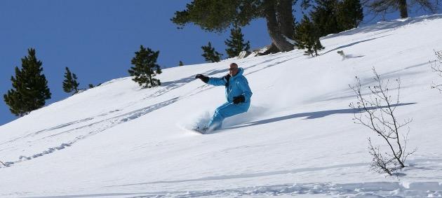 Qué hacer para evitar las lesiones de los deportes de invierno