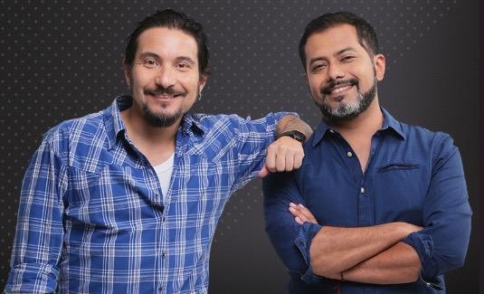 """Este sábado 5 de agosto: Avello y Ruminot llegan al casino de Viña del Mar con """"Socios"""""""