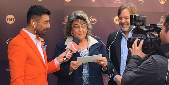 [VIDEO] CONFIRMAN PRIMEROS  ARTISTAS PARA  59º FESTIVAL DE VIÑA DEL MAR 2018