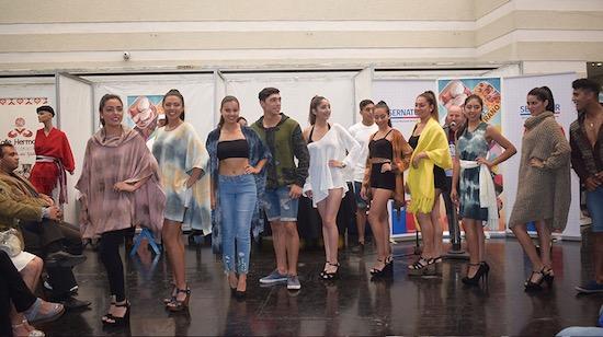 Expo La Ligua hace su lanzamiento en Santiago con atractivo desfile de modas
