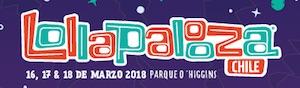 El line-up por día de Lollapalooza Chile 2018