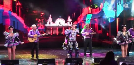 [VIDEOS] ASÍ FUE LA NOCHE DE CLAUSURA DEL FESTIVAL DEL HUASO DE OLMUÉ 2018