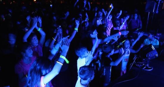 Más de 2 mil personas participaron de la Corrida Fluor Led en Limache