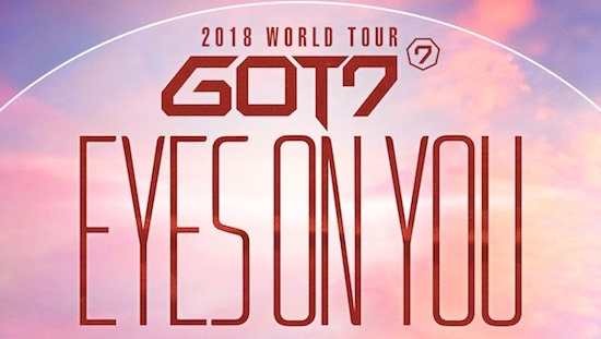 GOT7 SE PRESENTA ANTE UN MOVISTAR ARENA SOLD-OUT