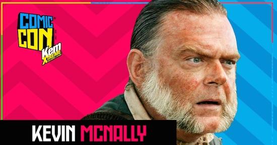 KEVIN MCNALLY SE SUMA COMO INVITADO A COMIC CON CHILE