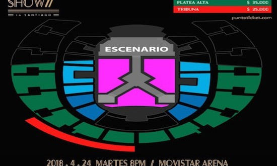 Super Junior vuelve a Chile el 24 de Abril