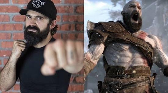 "Eric Jacobus, doble de acción de Kratos en ""God of War"", estará presente en FestiGame Coca-Cola"