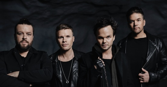 THE RASMUS Dark Matters Tour 15 de noviembre en Club Chocolate
