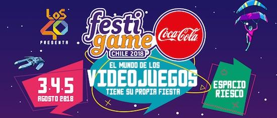 PlayStation anuncia su Line Up de videojuegos para FestiGame Coca-Cola