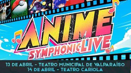 ANIME SYMPHONIC LIVE LLEGA A CHILE EN 2019