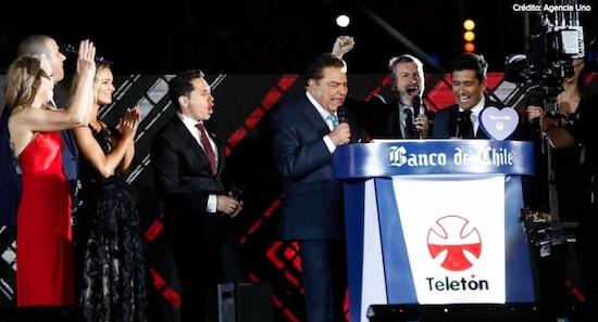 Teletón 2018 superó la meta y recauda la suma de $32.851.438.341