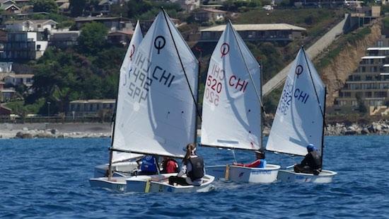 Ya está el listado de veleristas que representarán a Chile en el Sudamericano de Optimist 2019